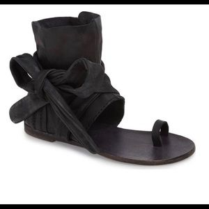 Free People Delaney Boot Sandal Never worn size 8